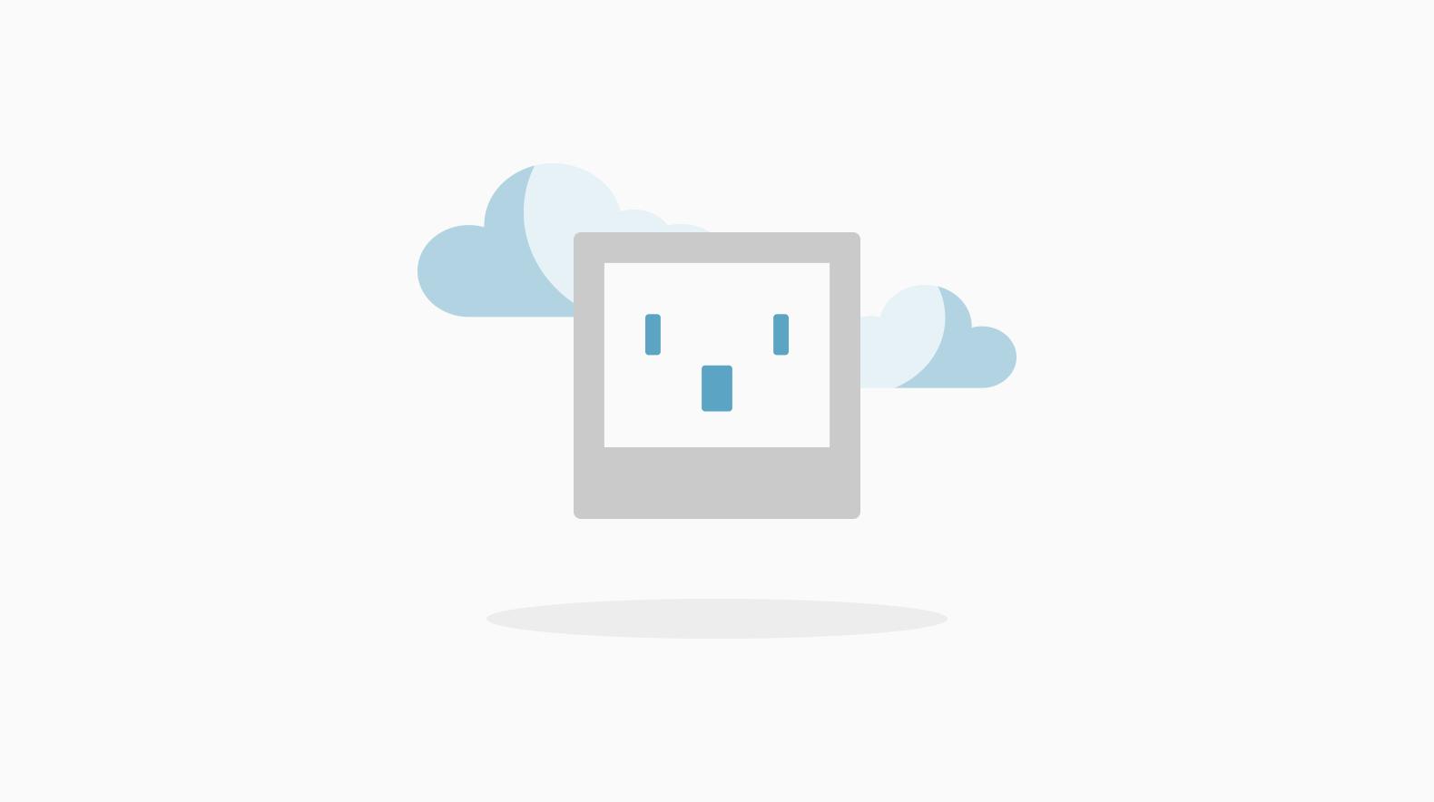 Webetiketten mit Logo