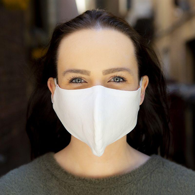 Face Masks - Linen - Size L & XL